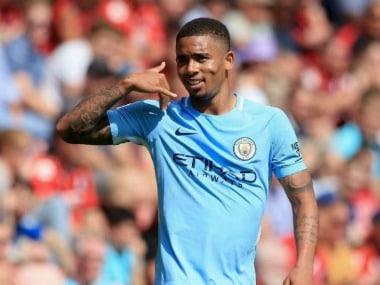 Manchester City's Gabriel Jesus. Image Courtesy: Instagram @dejesusoficial