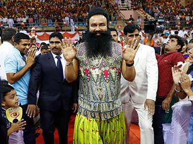 Gurmeet Ram Rahim sentenced to 20 years in jail, fined Rs 30 lakh; Dera chief to move HC against CBI court ruling