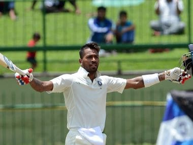 Ranji Trophy 2018-19: Hardik Pandya set to return from injury, named in Baroda squad for game against Mumbai