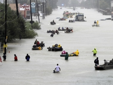Hurricane Harvey: Texas governor Greg Abbott says rescue aid could cost over $120 billion