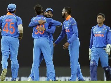 India will aim to clinch the series 3-0 on Sunday. AP