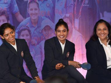 Indian women's cricket team MCA PTI