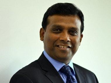Ravi Kumar S. Courtesy: Infosys website