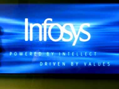 Infosys stock falls 3% on lower margin guidance; market cap erodes by Rs 8,000 cr. Reuters image.