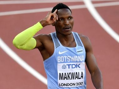 IAAF World Athletics Championships 2017: Isaac Makwala allowed to compete at 200m event