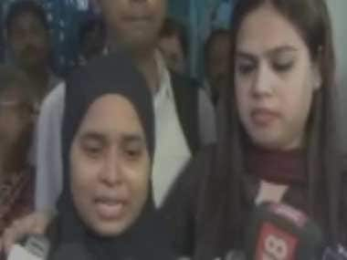 Ishrat Jahan joins Bengal BJP: Anti-triple talaq petitioner says Mamata doesnt care about gender justice for Muslim women