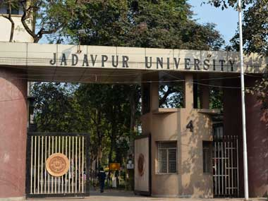 File image of Jadavpur University. Wikimedia Commons