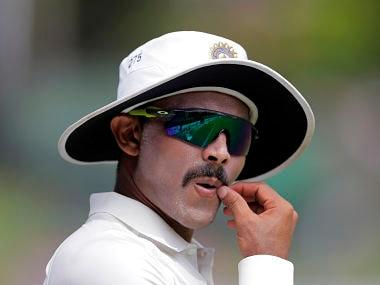 India's Ravindra Jadeja was adjudged Man of the Match in the 2nd Test against Sri Lanka. AP