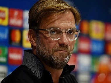 Liverpool manager Jurgen Klopp will be looking to take team through last leg, and into group stage of Champions League. Image Courtesy: Twitter @LFC
