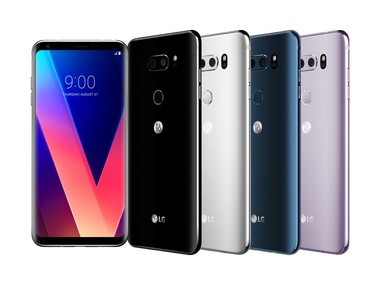 LG V30 pricing accidentally revealed by company on Twitter; priced lower than the Galaxy Note 8