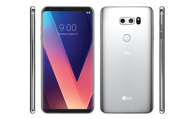 LG V30 leaked render. Evan Blass @evleaks