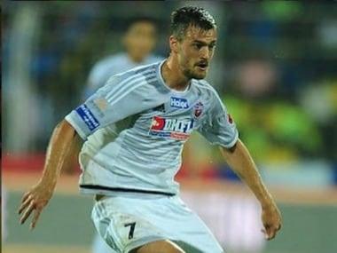 Jonatan Lucca rejoins FC Pune City for his second stint. Image Courtesy: Instagram @jonatanlucca