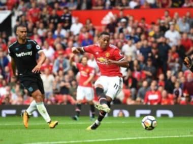 Premier League: Manchester United boss Jose Mourinho praises Anthony Martials improved attitude
