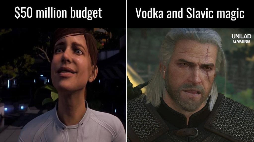 Mass Effect Andromeda Meme 1