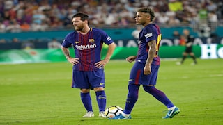 Laliga Lionel Messi Says Neymar Eager To Return To Barcelona Feels Catalans Not Good Enough To Win Champions League Sports News Firstpost