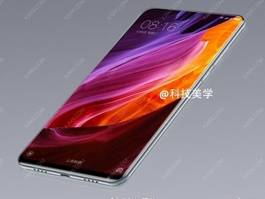 Xiaomi tweets another teaser hinting at Mi Mix 2; takes us to outer space to show off the bezel-less display