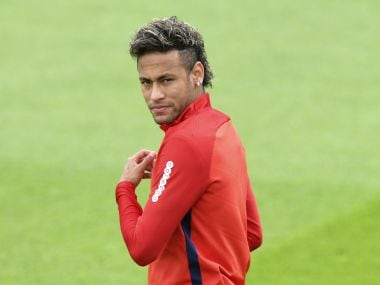 File image of PSG's Neymar. AFP