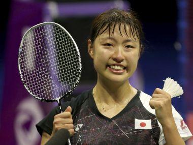Nozomi Okuhara edged PV Sindhu in an epic final battle at the 2017 World Badminton Championships. AP