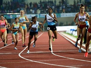 IAAF World Athletics Championships 2017: Indias 4x400 metres relay teams crash out in qualifying round