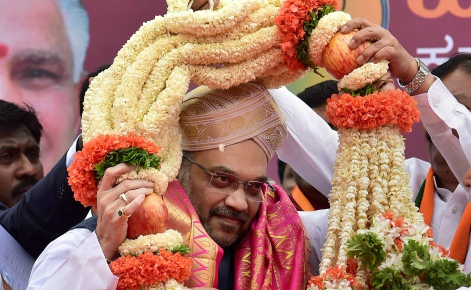 BJP chief said that the Narendra Modi government had introduced 106 central schemes but their benefits were not reaching people in Karnataka. PTI