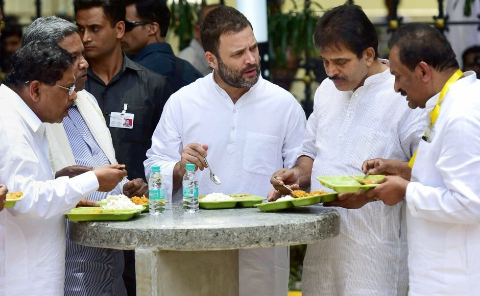The canteen which has been named after former prime minister Indira Gandhi has been opened at 101 location across Bengaluru. PTI