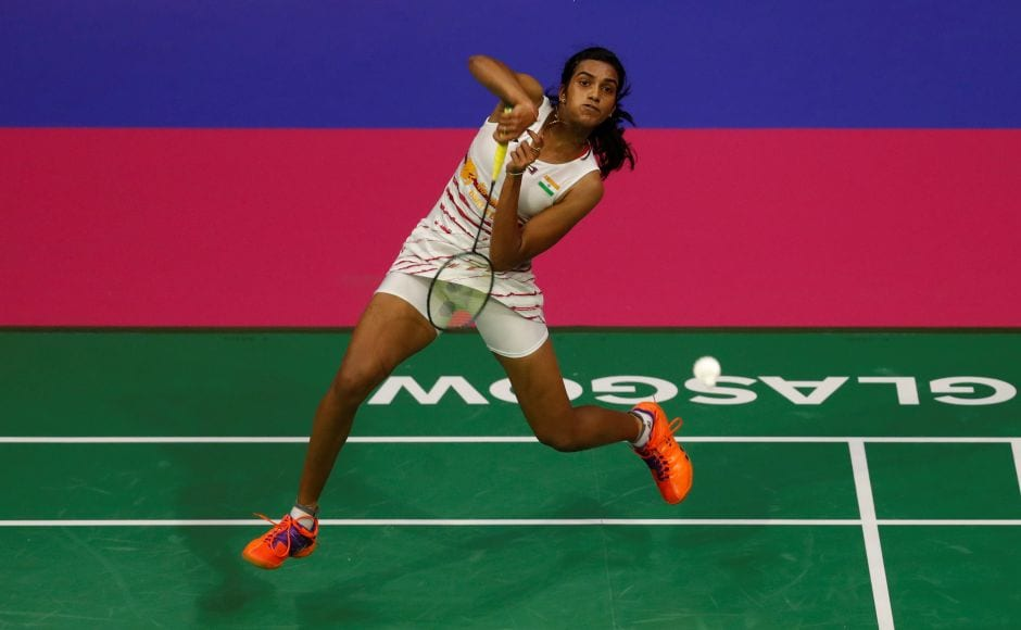 PV Sindhu will face Japan's Nozomi Okuhara in the final of the women's singles at the World Badminton Championships after knocking out China's Chen Yufei in Glasgow. Reuters