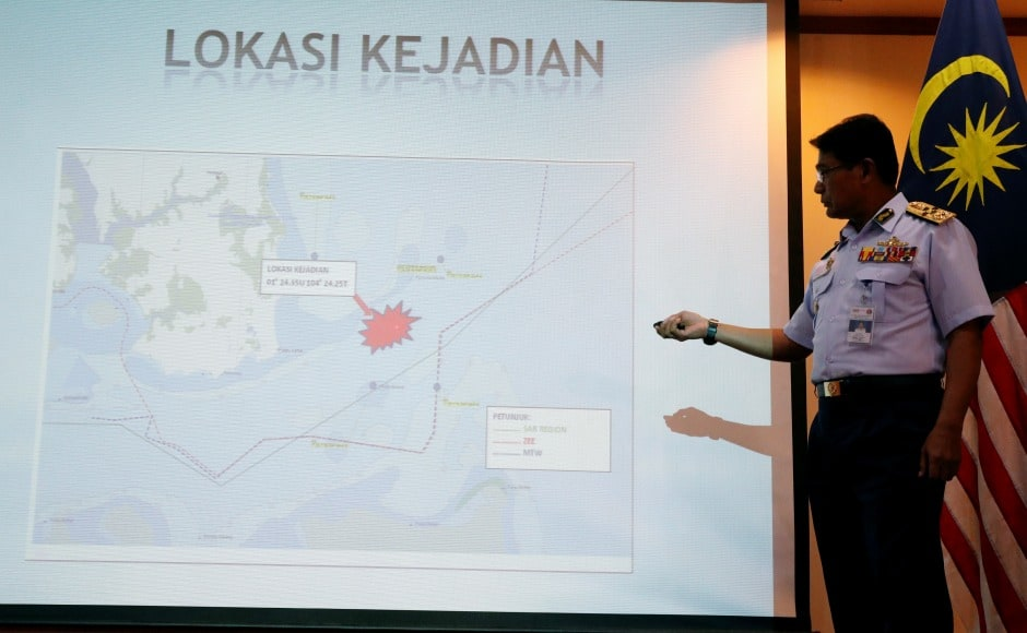He also explained that the incident took place close to Pedra Branca or Pulau Batu Puteh which is a subject of an international legal territorial dispute between Singapore and Malaysia. Reuters