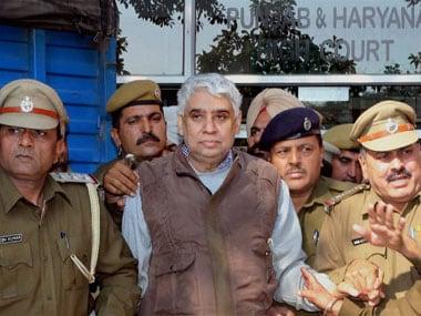 File image of Sant Rampal. PTI