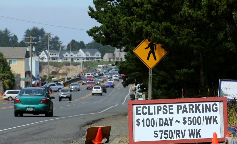 American cities prepare for the coming Great American Eclipse. Reuters