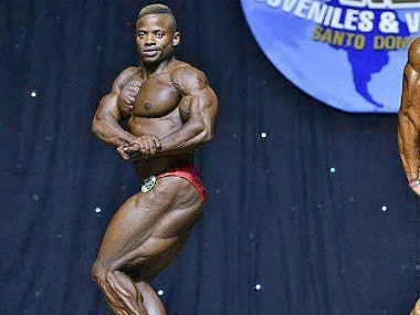 Sifiso Thabete died a tragic death during a bodybuilding event in his hometown, KwaZulu-Natal police said on Friday. Instragram: sifisolungelo