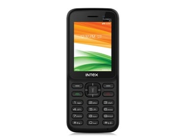 Intex Turbo+ 4G feature phone unveiled along with eight 2G phones in India