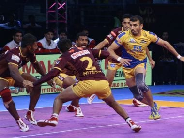 UP Yoddha arrested their losing streak with a tie against Tamil Thalaivas. PKL