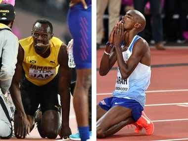 It was not the fairytale ending that fans of Usain Bolt and Mo Farah had imagined.