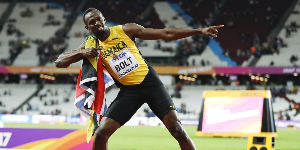 0757762ed87 IAAF World Athletics Championships 2017  Usain Bolt brought sanity and  belief into a sport blighted by greed - Firstpost