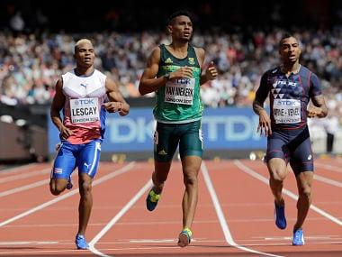 IAAF World Athletics Championships 2017: Wayde van Niekerk breezes through 400m heats on Day 2