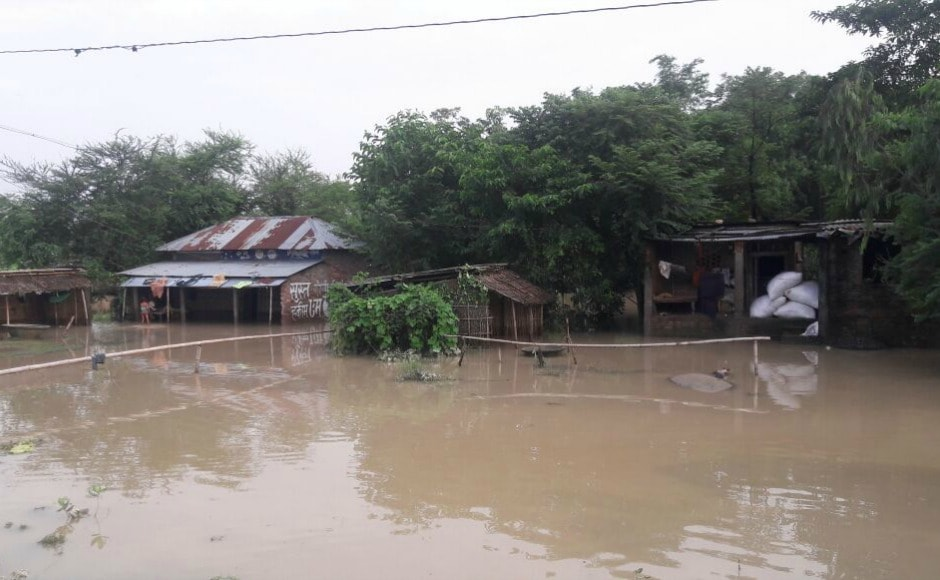 Bihar chief minister Nitish Kumar has sought the help of the army and the air force to carry out rescue and relief. ETV