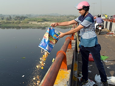 Agra hit by acute water shortage as groundwater depletes; activists demand cleaning of Yamuna