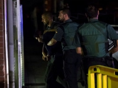 Barcelona terror attack: Four suspected plotters appear in Spanish court