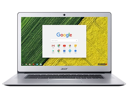 The Chromebook 15. Image: Acer.