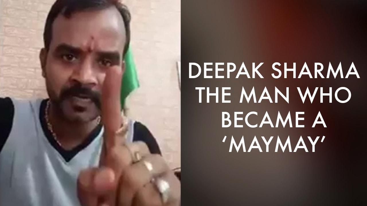 deepak watch deepak sharma, the man who took a 'meme' too far