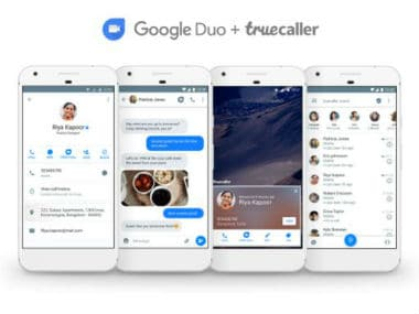 Truecaller now allows you to make a video call directly from the app using Google Duo