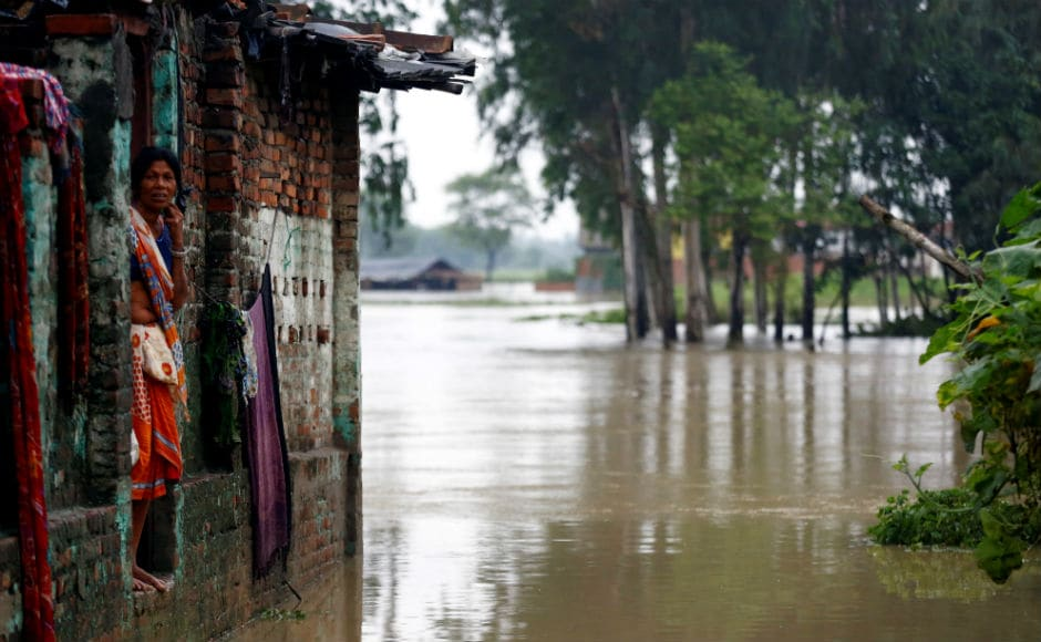 The flood has also cut off Dhemaji district in the eastern part of the state completely from the rest of the world. Chief Minister Sarbananda Sonowal meet Prime Minister Narendra Modi to discuss the flood situation. Reuters