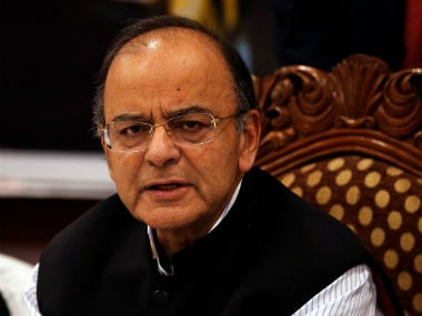 File image of Arun Jaitley. Reuters.