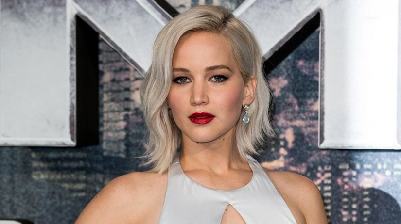Jennifer Lawrence. Image from Twitter.