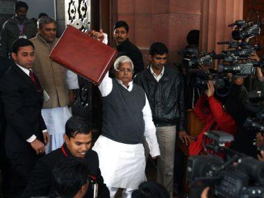 File image of Lalu Prasad Yadav. Reuters.