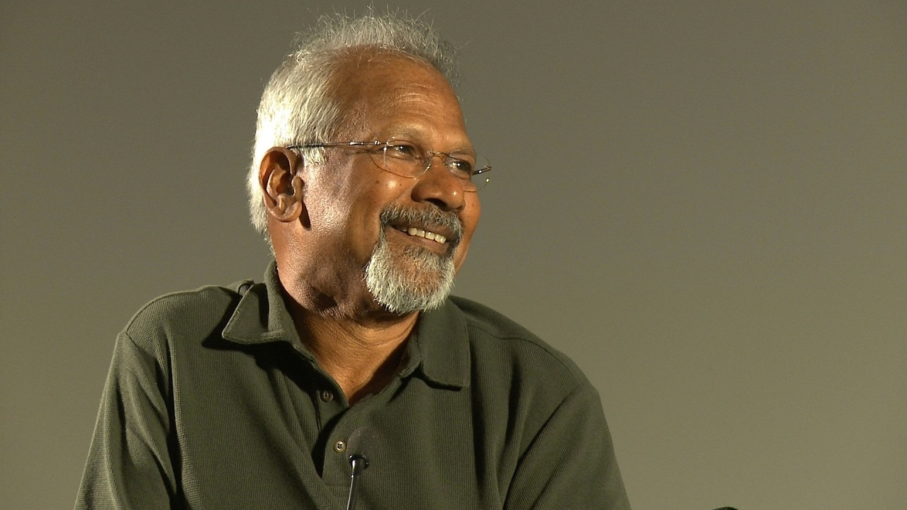 File image of Mani Ratnam