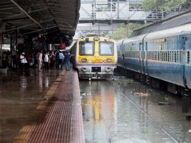 Mumbai suburban train services resume on Wednesday. PTI