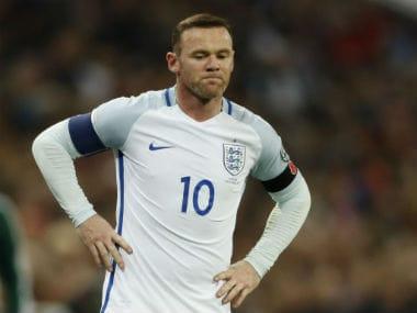File photo of Wayne Rooney. Reuters