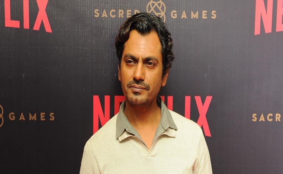 Nawazuddin Siddiqui will reunited with Anurag Kashyap in Sacred Games