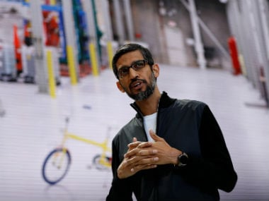 Google CEO Sundar Pichai participates in the cheeseburger emoji debate; says he will drop everything else to address the issue
